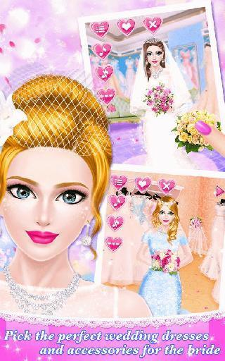 wedding planner - bridal salon