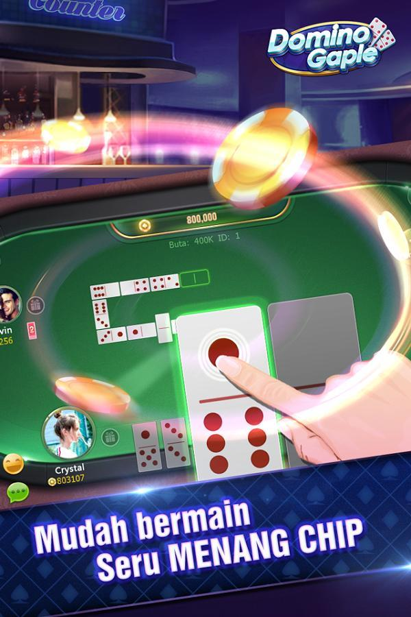 Domino Gaple Free Tips Tricks Cheats