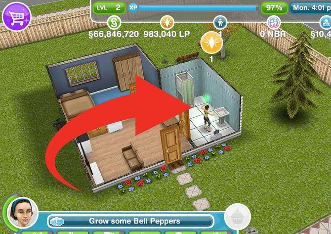 The Sims FreePlay: How To Get More Money And LP