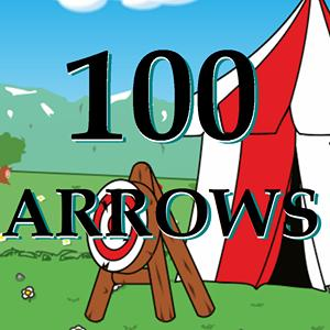 100 arrows GameSkip