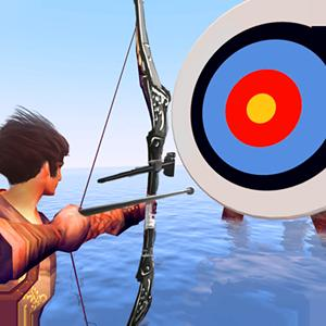 3d archery GameSkip