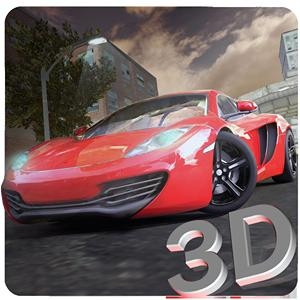 3d parking city rumble GameSkip