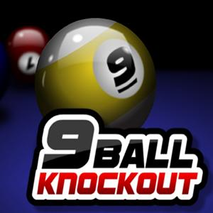 9 ball knockout GameSkip