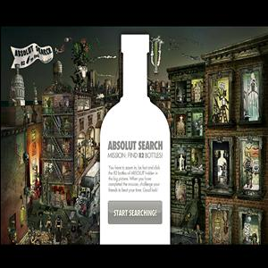 absolut search
