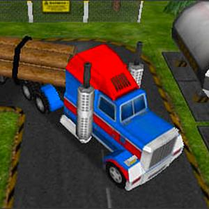 ace trucker 3d GameSkip