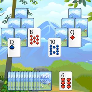 alpine solitaire GameSkip