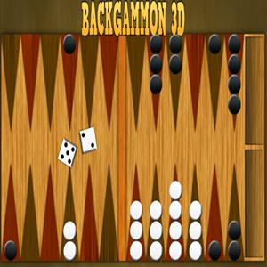 backgammon 3d GameSkip