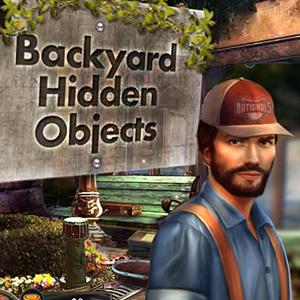backyard hidden objects GameSkip