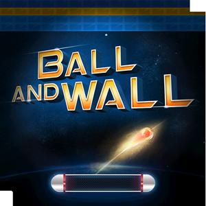 ball and wall GameSkip