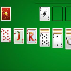 beautiful solitaire GameSkip