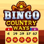 bingo - country ways GameSkip