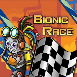 bionic race GameSkip