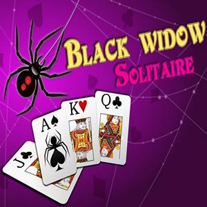 black widow solitaire GameSkip
