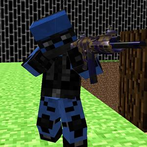 blocky combat swat GameSkip