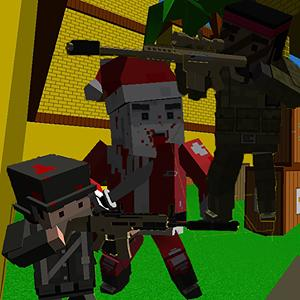 blocky party war multiplayer GameSkip