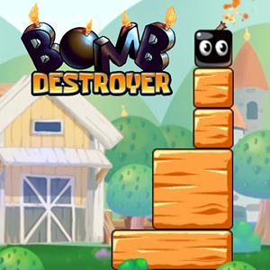 bomb destroyer GameSkip