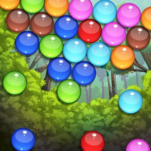 bubble  plantball blast GameSkip