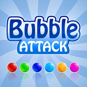 bubble attack GameSkip