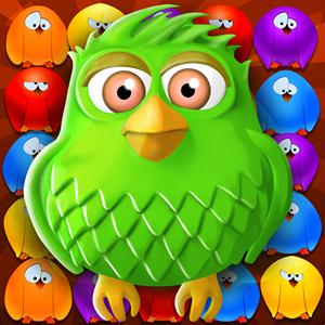 bubble birds 3 GameSkip