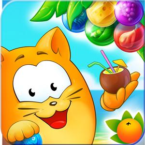 bubble cat adventures GameSkip
