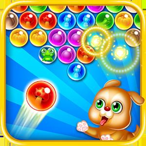 bubble pop deluxe GameSkip