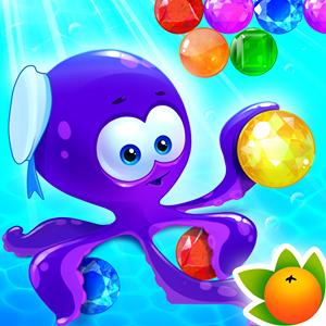 bubble sea mystery GameSkip