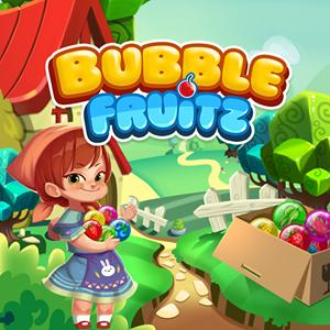 bubble shooter fruitz GameSkip