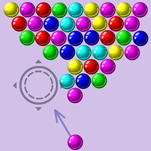 bubble shooter pop GameSkip