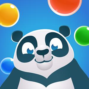 bubbles daddy panda GameSkip