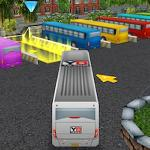 bus parking 3d world GameSkip