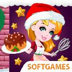 cake shop xmas GameSkip