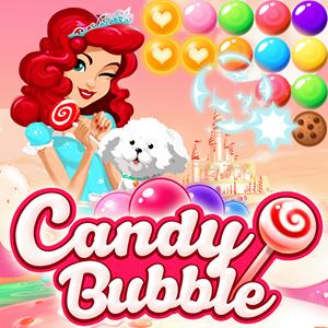 candy bubble GameSkip