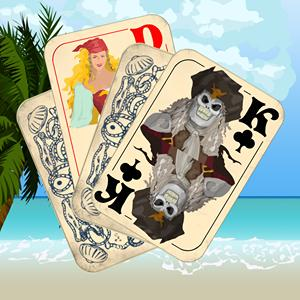 candys pirate solitaire GameSkip
