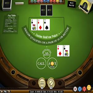 casino holdem poker GameSkip
