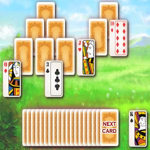 castle solitaire GameSkip