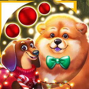 christmas dogs GameSkip