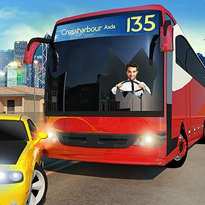 city bus simulator 3d GameSkip