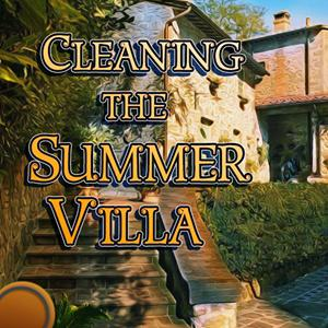 cleaning the summer villa GameSkip