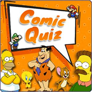comic quiz GameSkip