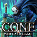 confrontation web card game