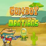 cowboy vs martians GameSkip