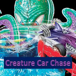 creature car chase GameSkip