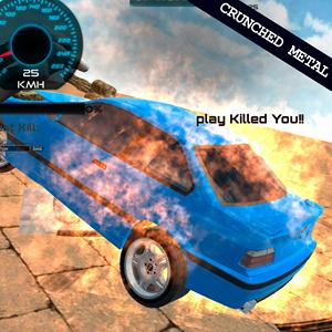crunched metal drifting wars GameSkip