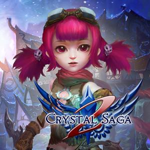crystal saga ii GameSkip