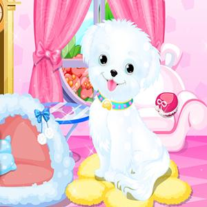 cute puppy salon GameSkip