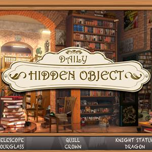 daily hidden object GameSkip
