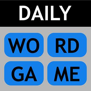 daily word game