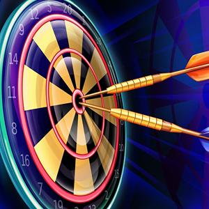 darts 3d online: game 501