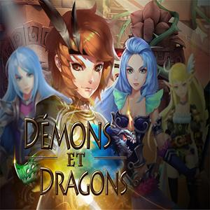 demons et dragons GameSkip