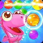 dino bubble shooter GameSkip